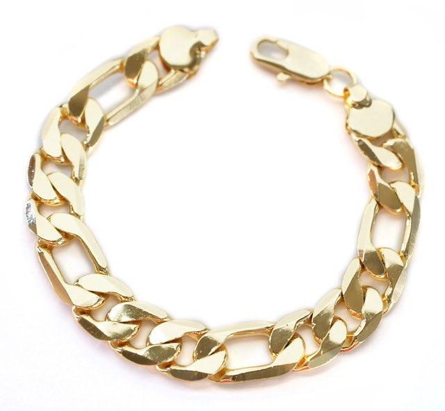 bracelet pour homme or ou argent